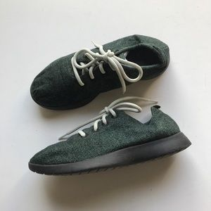 allbirds Shoes - Allbirds Womens Green Mint Runners Sneakers